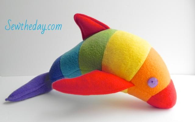 Rainbow Dolphin